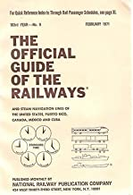 The Official Guide of the Railways, February 1971