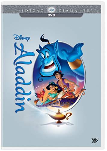 DVD Aladdin Edição de Diamante