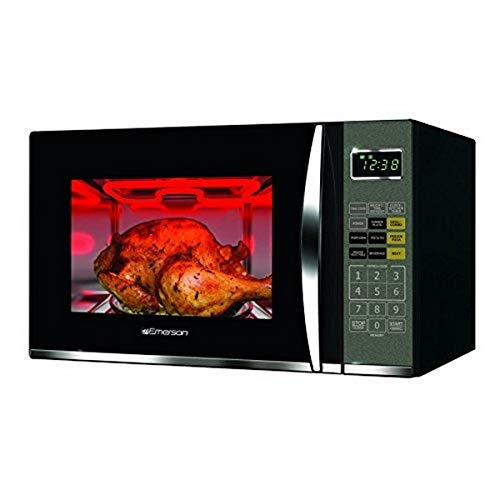 Our #9 Pick is the Emerson 1.2 cu. ft. 1100W Griller Microwave Oven
