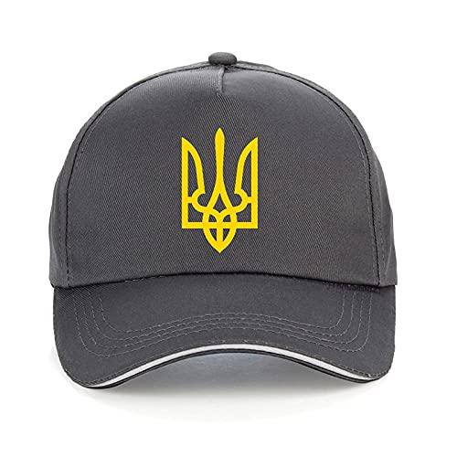 Gorras De Hombre Fashion Summer Spetsnaz Special Forces Alpha Group Gorra de béisbol Militar Hip Hop Snapback Hat-Grey