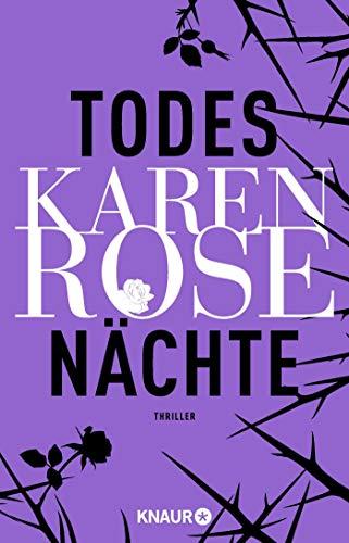 Buchseite und Rezensionen zu 'Todesnächte: Thriller' von Karen Rose