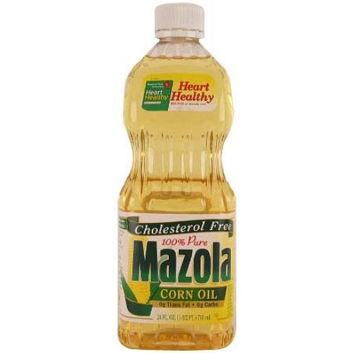 Mazola 100% Corn Oil 24 fl oz
