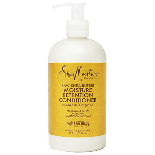Product Image of the Sheamoisture Restorative Conditioner for Dry, Damaged Hair Raw Shea Butter...