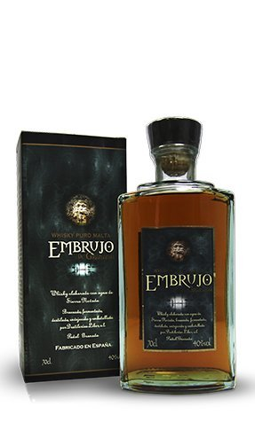 2. Whisky Embrujo de Granada