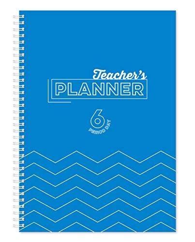 Silvine A4 Teacher's Academic Planner with Durable Hardback...