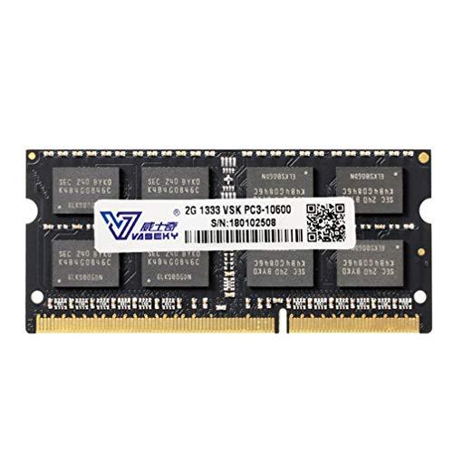 OSALADI ram ddr3 Prime Sturdy Black Durable Memory Stick NB ddr3 8g 1600 Black ram Memoria módulo Memoria para computadora portátil pc pc Notebook
