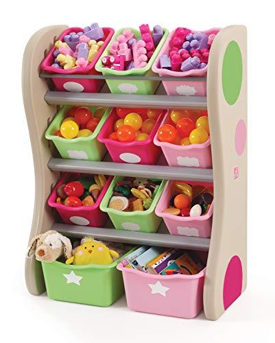 estantería para juguetes de la marca Step2