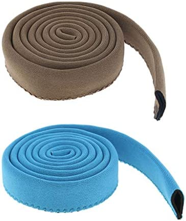 CUTICATE 2 Pieces Tube Sleeve Cover for Bladder Bag Hydration Pack Drinking Hose Insulator Thermal product image