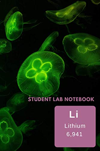 Student Lab Notebook: Laboratory Notebook for Science Student, Laboratory Notebook Lined, Student Lab Notebook, Journal, Diary (110 Pages, lines, 6 x 9), (Volume 3) (110 Pages, 6 x 9)