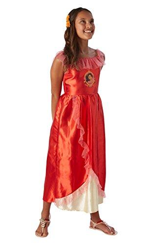 Disney - Disfraz de Elena de Avalor para nios, infantil 9-10 aos (Rubie's 630898-XL)