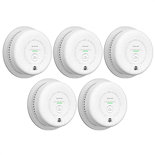 5 Best Smart Interconnected Smoke Detectors 10