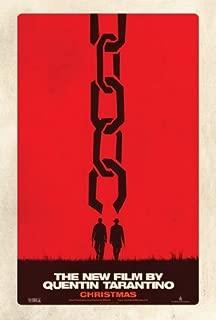 Django Unchained Movie Mini poster 11inx17in Master Print