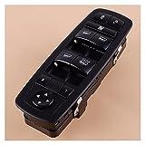 YFQH Conductor negro Lado izquierdo Master Ventana Interruptor Auto Accesorios Ajuste para Dodge Journey Liberty Nitro