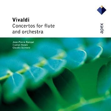 Vivaldi : 8 Flute Concertos  -  Apex