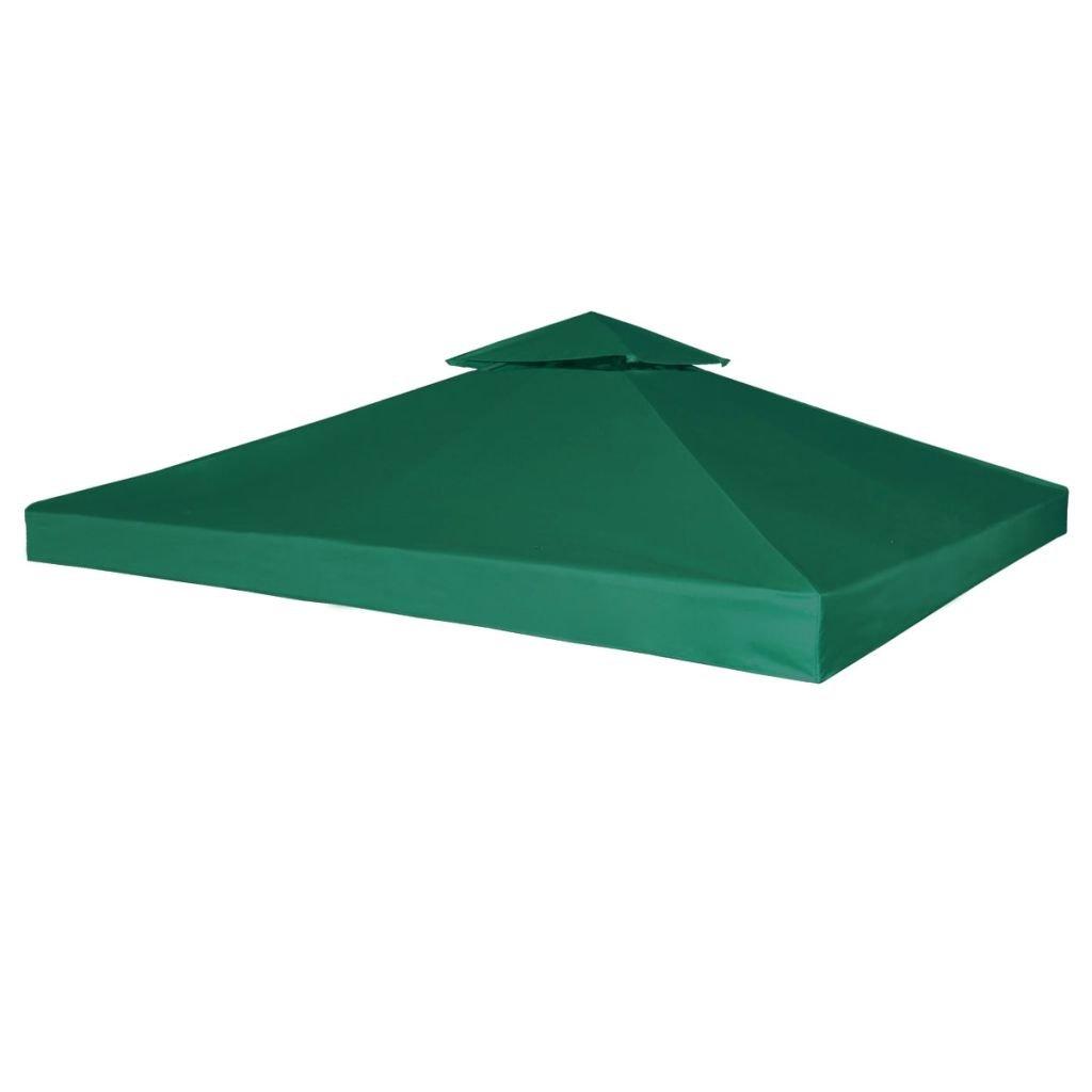 Quick-Star 3 x 4 m Trasparente Impermeabile Telo Protettivo per Gazebo