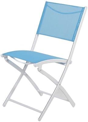 ABC Home Scandinavian Style sedia pieghevole, multicolore (set da 4)