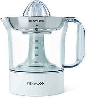 Kenwood JE 290 True-Serie / Zitruspresse / 1,0 Liter / Edelstahlsieb / 40 Watt / Weiß (B0036DDGLI) | Amazon price tracker / tracking, Amazon price history charts, Amazon price watches, Amazon price drop alerts