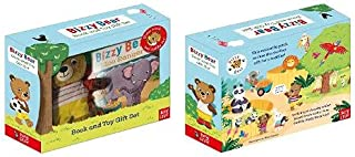 Bizzy Bear: Zoo Ranger Plush Pack