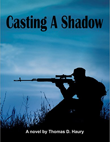 Casting A Shadow (A Peter Lucas Novel Book 1) by [Thomas Haury]