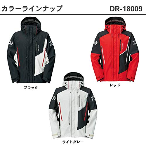 DAIWA(ダイワ)『ゴアテックスプロダクトコンビアップレインスーツ(DR-18009)』