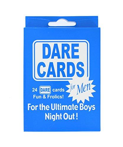 Alandra fête garçons Dare carte