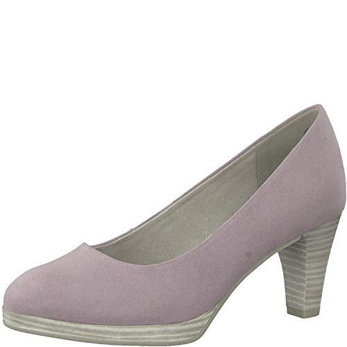 MARCO TOZZI 2-22413-32 551 Klassische Elegante Damen Pumps Lavender, Größe:D 40