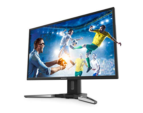 """GAEMS M270WQHD Black/Silver 27"""" 5Ms (1Ms with Overdrive) Widescreen Wqhd Gaming Monitor W/ Freesync & Hdr Built-In Speakers for PC, PS4, Pro, Xbox One X, Xbox One S - PC; Mac; Linux"""