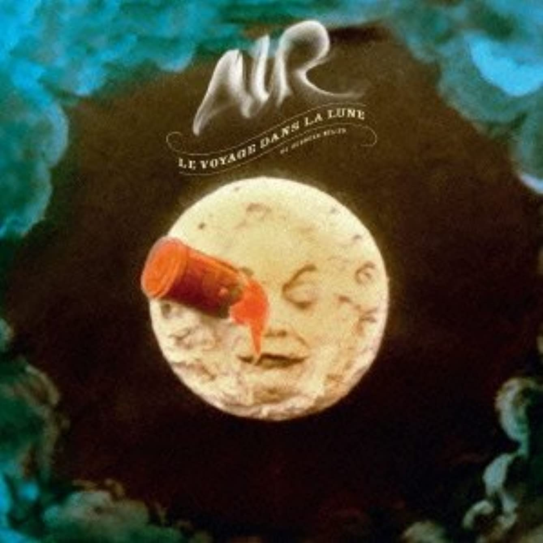 Air - Le Voyage Dans La Lune [Japan CD] TOCP-71230