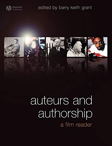 Compare Textbook Prices for Auteurs and Authorship: A Film Reader 1 Edition ISBN 9781405153348 by Grant, Barry Keith
