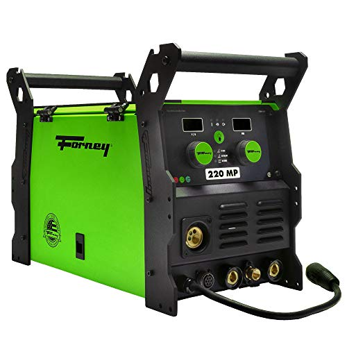 Forney 220 Multi-Process (MP) MIG, TIG, and Stick Welder 120V/230V
