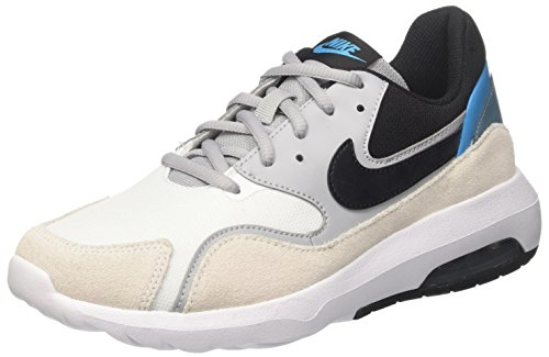 Nike Men's Air Max Nostalgic Gymnastics Shoes, Off White (Whiteblackwolf Greynoise Aq 100), 11 UK
