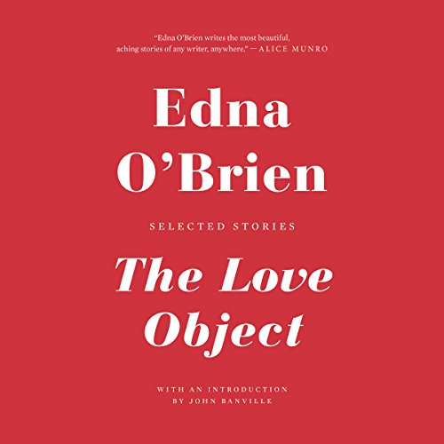 The Love Object audiobook cover art