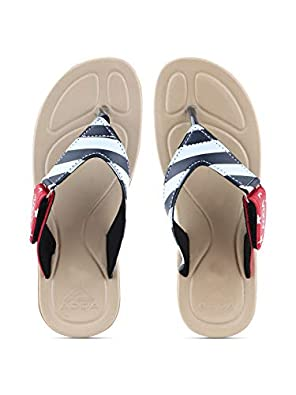 ADDA Women's Flip-Flops