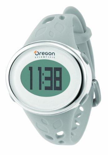 Oregon Scientific SE331 Zone Trainer 1.0 Herzfrequenzmesser Pulsuhr Grau