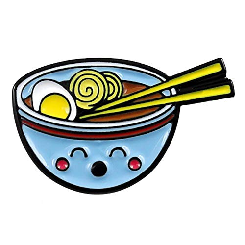 Europäische und amerikanische Mode-Cartoon-Smiley-Nudeln Schüssel mit duftenden Frühstücksnudeln mit gekochten Eiern Europäische und amerikanische Kreativität, Augen mit langen