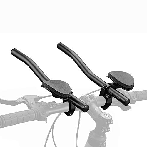 bici manubrio appendici triathlon carbonio per MTB VTT Mountain Bike e Bici da Strada