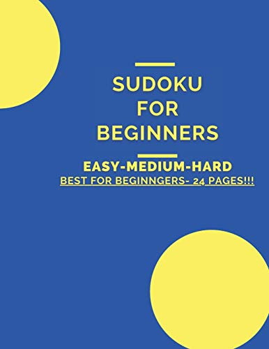 『SUDOKU FOR BEGINNERS』のトップ画像