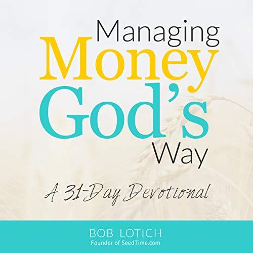Managing Money God's Way audiobook cover art