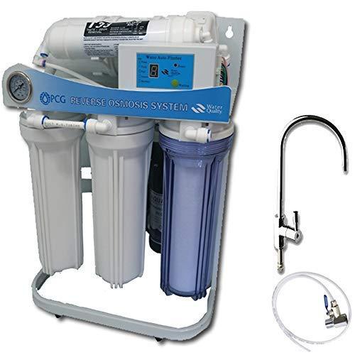 PUR Booster 5 Stufen Osmoseanlage