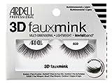 Ardell False Eyelashes 3D Faux Mink 859, 4 pairs