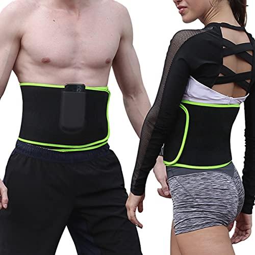 GvvcH Faja Lumbar Soporte de Espalda Cinturón Soporte Lumbar Alivie el Dolor Lumbar, Ciática, Hernia de Disco Lumbar