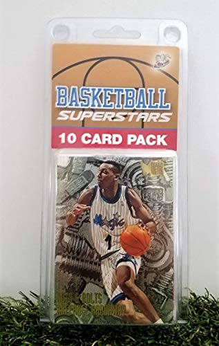 Anfernee (Penny) Hardaway- (10) Card Pack NBA Basketball Superstar Penny Hardaway Starter Kit all Different cards. Comes in Custom Souvenir Case! Perfect for the Ultimate Penny Fan! by 3bros