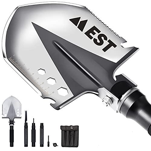 EST Gear Survival Shovel   The Ultimate Survival Tool   Military Gear...