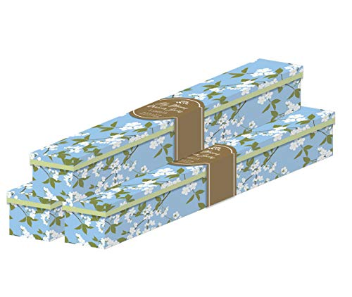 The Gift Wrap Company Scented Drawer Liners, 15-Count (Lily Blooms)