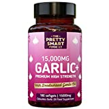 Garlic Capsules Review and Comparison