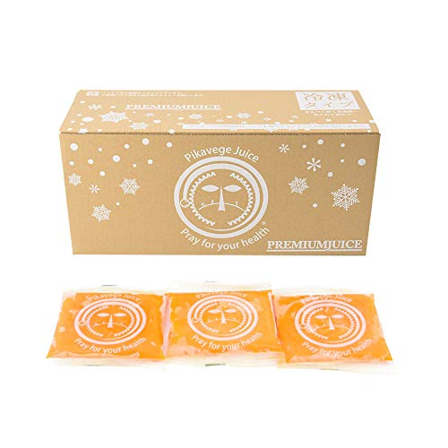 にんじんレモン冷凍ジュース 1箱  100cc×30パック 冷凍ジュース