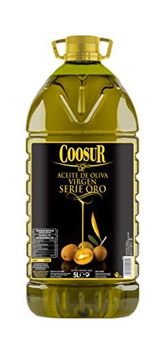 COOSUR - Aceite de oliva virgen - Serie oro 5 L