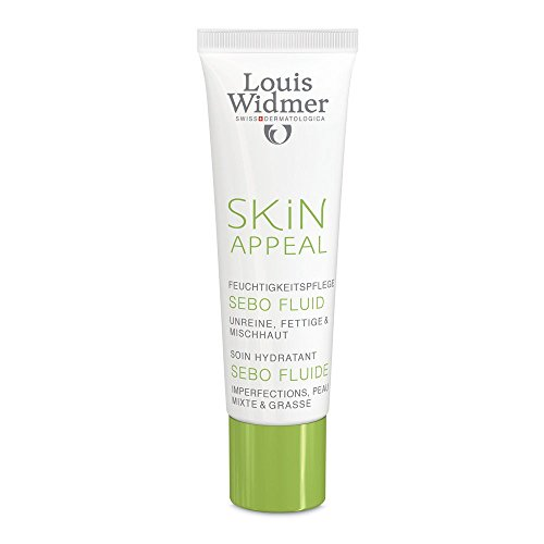 Louis Widmer Skin Appeal Sebo Fluid, 1er Pack (1 x 30 ml)