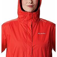 Columbia Women's Arcadia Ii Hooded Jacket, Waterproof and Breathable Rain