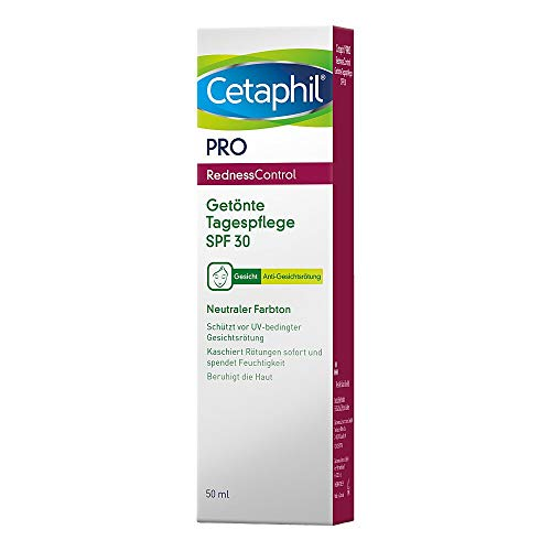 CETAPHIL Redness Control getönte Tagespflege SPF30 50 ml